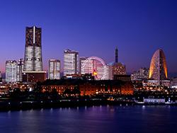 みなとみらい、中華街、赤レンガ街、沢山のデートスポットがある横浜